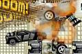 [スタントカーの破壊アクションゲーム]Stunt Crazy