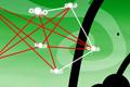 [ラインを重ならないようにキャラを配置するパズルゲーム]FlyTangle 3