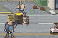 [武器をとっかえひっかえしながら敵を倒して進むアクションゲーム]Joe Destructo