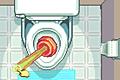 [トイレのスッポンでフン詰まりを解消するアクションゲーム]Toilet Hero