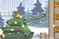 [いろんな破壊道具を使ってモスクワの建造物を解体する破壊パズルゲーム]Rubble Trouble Moscow