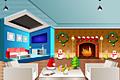 [クリスマスの飾り付けがされている部屋からの脱出ゲーム]December Escape Game