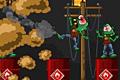 [ゾンビを爆弾でやっつける物理パズルゲーム]Zomblast