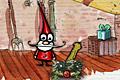 [道に迷った子どもを助け出すサンタのポイントクリックアドベンチャーゲーム]Where is 2012?