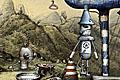 [スクラップロボットのポイントクリックゲーム]Machinarium