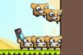 [自分のクローンをつくりゴールを目指すパズルアクションゲーム]Making Monkeys