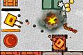 [6種類の武器が搭載可能な戦車で敵を倒すアクションゲーム]Awesome Tanks