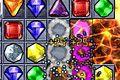[ジェムを3つ以上並べて消していく入れ替え3マッチパズルゲーム]Galactic Gems