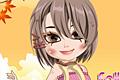 [キュートなおねえさんの秋ファッション着せ替えゲーム]Fall Season Dress Up