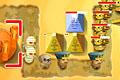[敵ピラミッドへ攻め込む攻防ゲーム]Mummy Defence