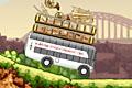 [楽器をバスの屋根に乗せて運ぶアクションゲーム]Symphonic Bus Tour
