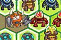 [敵を倒してパネルを消していくバトルパズルゲーム]Strange Invaders