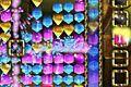 [どんどん落下してくる宝石を消して行くアクションパズルゲーム]GemClix Blitz+