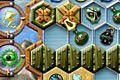 [制限時間内にバックタイルを全て破壊する入れ替えパズルゲーム]TREASURES OF THE MYSTIC SEA