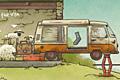 [3匹のひつじの力を合わせゴールを目指すパズルアクションゲーム]HOME SHEEP HOME 2 : LOST IN LONDON