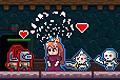 [敵から女王様を守り抜く防衛ゲーム]Monster Castle Defense