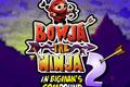 [弓忍者のポイントクリックアドベンチャー]Bowja the Ninja 2 In Bigman's Compound