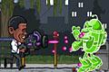 [エイリアンと戦うオバマ大統領のアクションゲーム]Obama Alien Defense