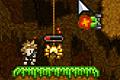 [ダイヤモンドを集めながら洞窟内を進むアクションゲーム]Diamond Hollow II