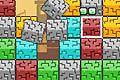 [鉱石ブロックを消していく、さめがめ的パズルゲーム]Ores