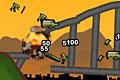[敵部隊を橋もろとも爆破させるアクションパズルゲーム]Bridge Tactics