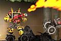 [敵ロボットのガレキを積み上げていくシューティングアクションゲーム]ROBO RAMPAGE