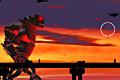 [巨大ロボットを操作しミッションをこなしていくアクションゲーム]BAD