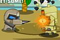 [敵ロボットと戦う格闘アクションゲーム]Heavy Pawnage