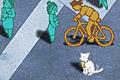 [人々を避けながらエサをゲットする猫のアクションゲーム]Time4Cat