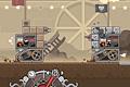 [石炭を動力として動くバトルタンクを操作して進むアクションゲーム]Steamlands Players Pack