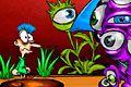 [念力で奇妙な世界を進んでいくアクションゲーム]Tripman