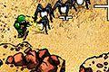 [銃でエイリアンと戦うシューティングアクションゲーム]Planet Wars
