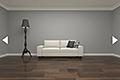 [グレーな壁に囲まれている品の良さそうな部屋からの脱出ゲーム]Apartment #101 – Grey room