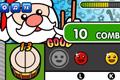 [クリスマスソングをタイコを叩く「太鼓の達人」風音ゲー]Jingle Hero Christmas