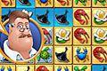 [3マッチパズルでお金を稼いで水槽を充実させるパズルゲーム]Fishdom 3