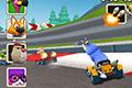 [動物キャラのマリオカート風レーシングゲーム]Go Kart Go! Nitro!
