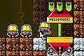 [地下に眠る金塊を切削器まで移動させるパズルゲーム]Hell Diggers