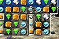 [ブロックを並べてバック模様を消していく3マッチパズルゲーム]Jewel of Atlantis