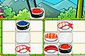 [数独ルールの要領で寿司を配置していくパズルゲーム]Sudoku Sushi