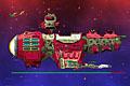 [ボロボロ宇宙戦艦に砲台を設置して戦う防衛シューティングゲーム]Orbital Decay