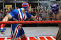 [金網デスマッチの3D格闘ゲーム]Masters of Wrestling