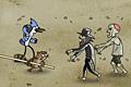 [迫り来るゾンビを迎え撃つアクションゲーム]Nightmare-athon