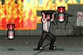 [空からの爆弾をよけまくるアクションゲーム]SUPER BRIEFCASE