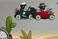 [警察の追跡を逃れメキシコまで逃走するカーアクションゲーム]The Soul Driver