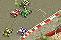 [斜め上視点からのフォーミュラーカーレーシングゲーム]Grand Prix Go 2