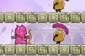 [弓矢を武器や足場にして戦うアニマル天使のアクションゲーム]Twin Shot