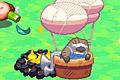 [気球から爆弾を落下させ敵を倒すセイウチ君のアクションゲーム]Super Sloth Bomber