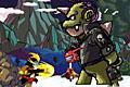 [敵を倒しながら進む強靱なペンギンのアクションゲーム]Pengwaux: Ugin's Run