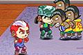 [2人プレイもできるダブルドラゴン系格闘アクションゲーム]Fighting Brother 2