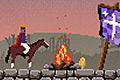 [焼け野原から10日間で王国を築き上げるアクティブパズルゲーム]Kingdom